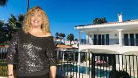 Bárbara Rey pone en venta su mansión marbellí.