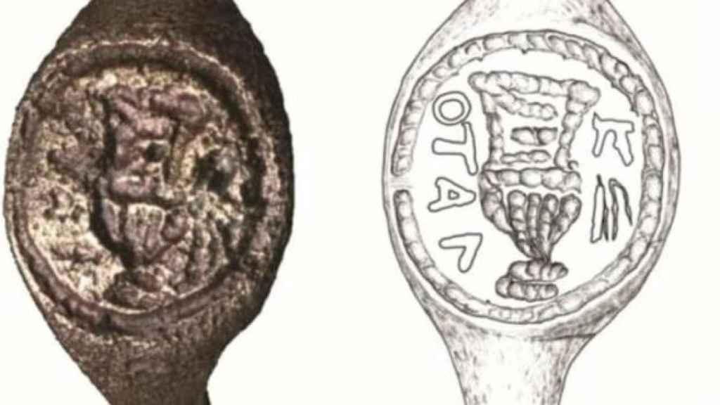 Descubren un anillo de Poncio Pilato, el perfecto que ordenó crucificar a Cristo