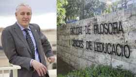 Un catedrático de la Universidad de Valencia a sus alumnas: ¡Buf, cómo me ponen esos grititos!