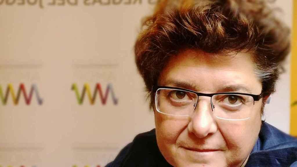Mar Más, presidenta de la Asociación para Mujeres en el Deporte Profesional
