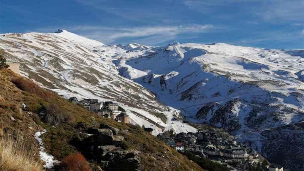 Sierra Nevada, Granada.