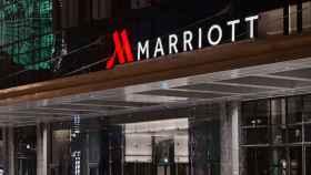 Hotel Marriott.