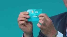Sorteo de la fase de clasificación de la Eurocopa 2020