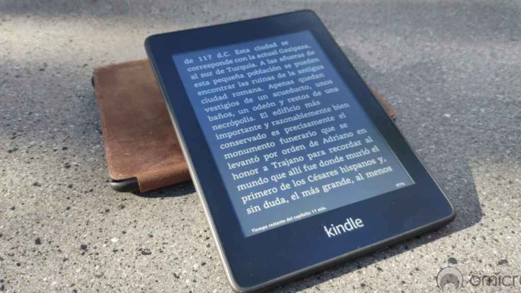 amazon kindle paperwhite 2018 7