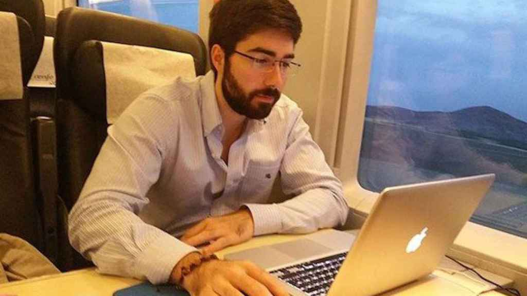 Manuel Mariscal, responsable de prensa.