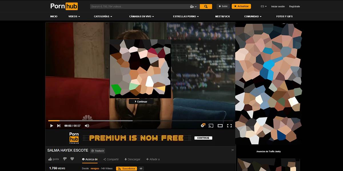 Pornhub SFW 2