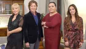 Bárbara Rey cenará en Cuatro con Falete, Gloria Camila y Colate