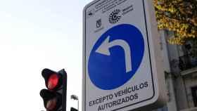 Restricciones de tráfico con la entrada en vigor de Madrid Central.