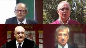 Este es el tribunal que decide el destino de 'La Manada': dudas sobre presidente