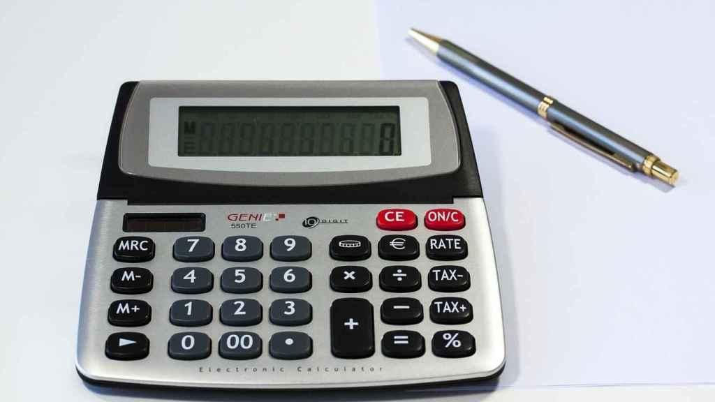 Calculadora (aún se sigue utilizando)