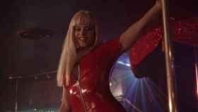 Rosalía en un fotograma de su nuevo vídeo Bagdad.