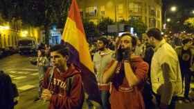 Protestas contra la irrupción de la extrema derecha