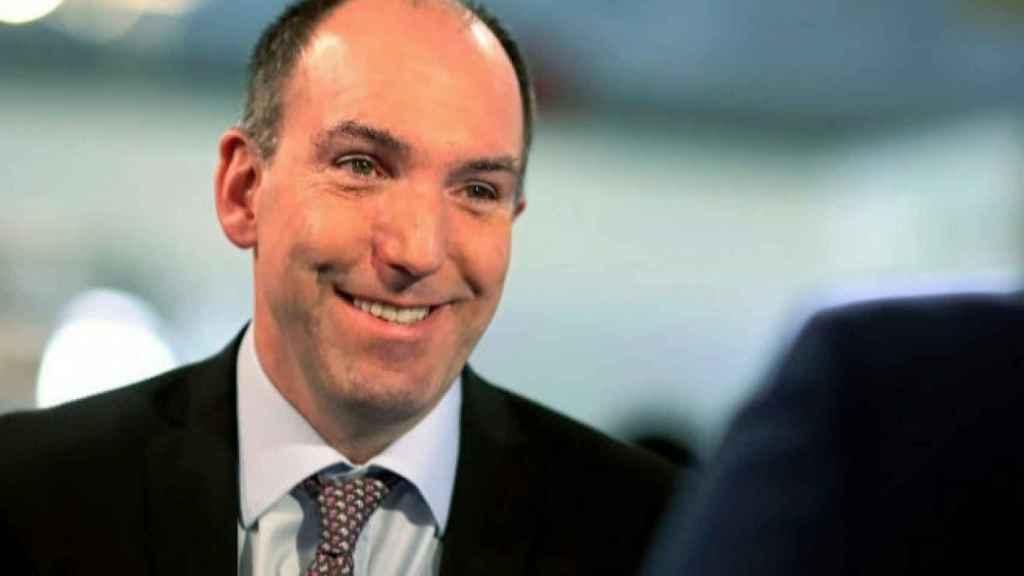 Stephan DuCharme, director de L1 Retail y hombre fuerte del magnate Fridman en Dia.