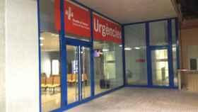 Las urgencias del hospital de Palamós