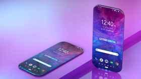Este es el Samsung del futuro: así es la última patente de la marca