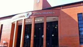 La agresión se produjo en la Facultad de Letras de la UPV.