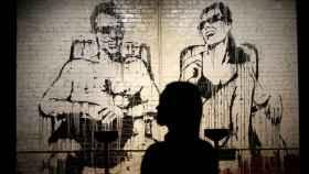 ¿Genio o timador? Banksy llega a España con su primera exposición no autorizada.