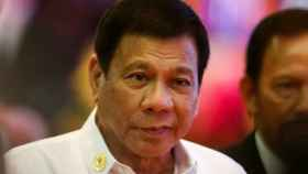 El presidente de Filipinas, Rodrigo Duterte.