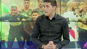 Jorge Calabrés en RealMadrid TV