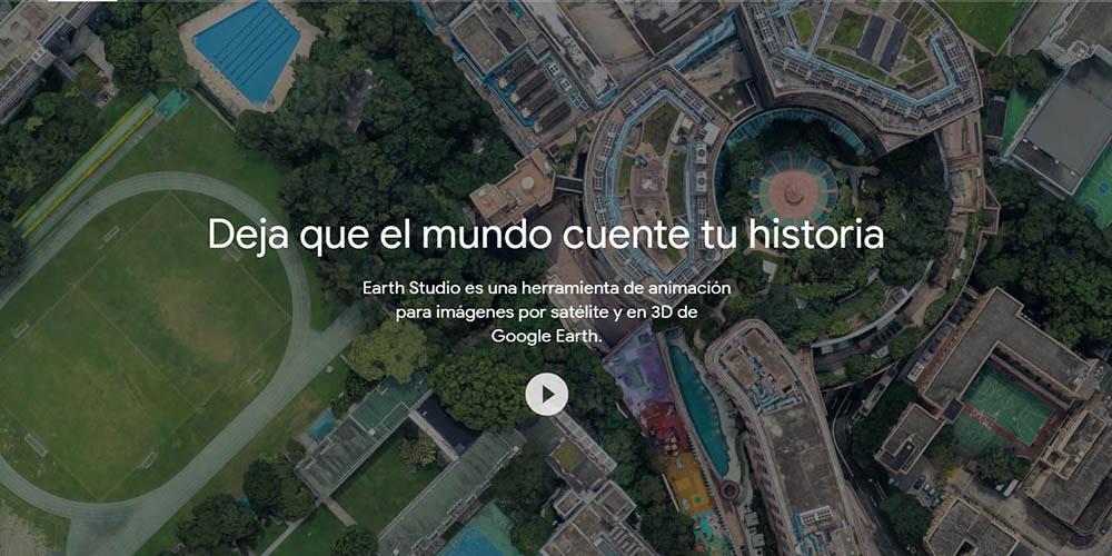Google Earth Studio 1