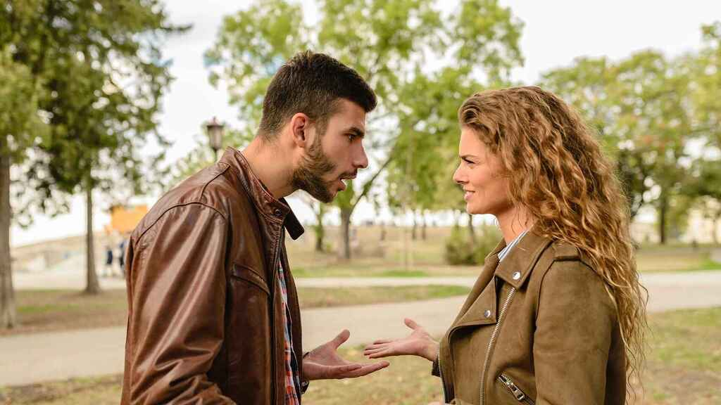 Típica discusión de pareja: ¿con cebolla o sin cebolla?