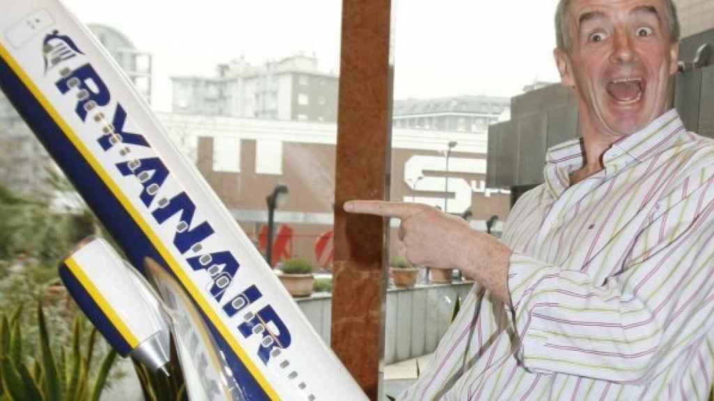 Michael O'Leary, consejero delegado de Ryanair.