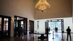 Los Pinos, la lujosa residencia de Peña Nieto durante su presidencia