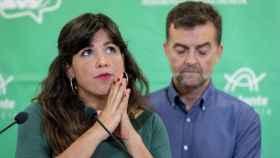 Antonio Maíllo y Teresa Rodríguez.