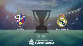 Streaming en directo   Huesca - Real Madrid (La Liga)