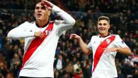 River Plate - Boca Juniors: las mejores imágenes de la final de la Libertadores en el Santiago Bernabéu