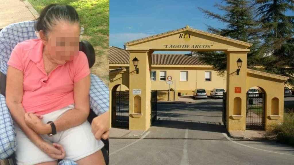 La mujer que sufrió los presuntos abusos sexuales estaba ingresada en la residencia Lago de Arcos, en Arcos de la Frontera