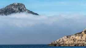 Nieblas en Andratx, Mallorca.