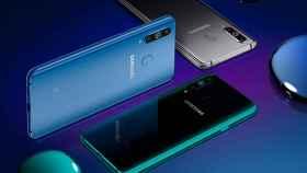 Nuevo Samsung Galaxy A8s: el primero de Samsung con cámara en pantalla