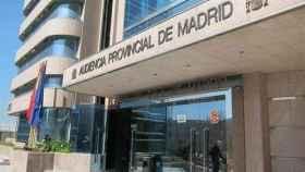 Imagen de la Audiencia Provincial de Madrid