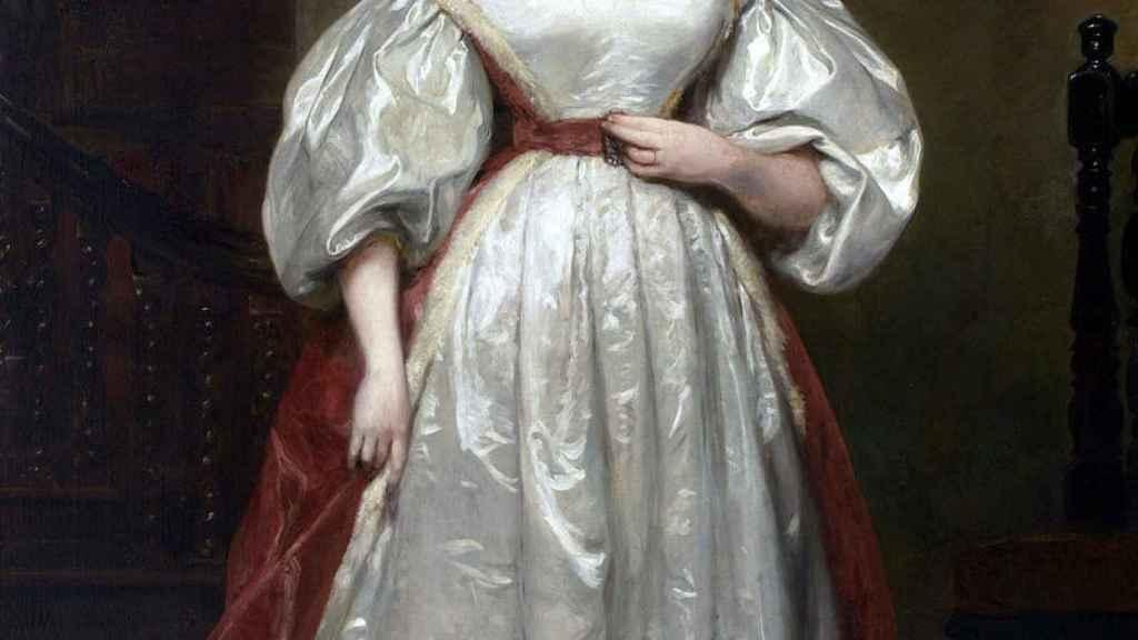 Retrato de Ada Lovelace