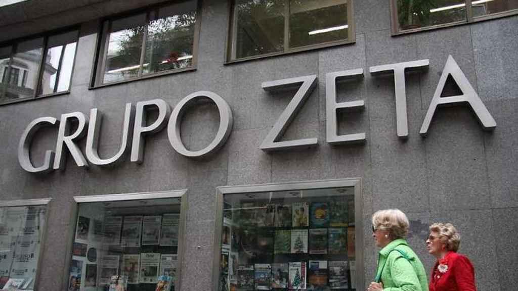 Sede del grupo Zeta, en una imagen de archivo.