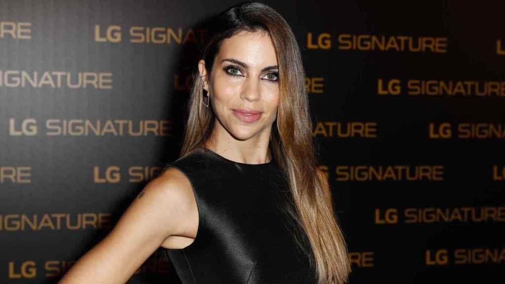 Melissa Jiménez en una imagen del evento.