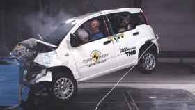 fiat panda seguridad