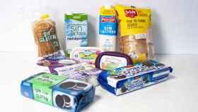 Productos sin gluten / sin lactosa