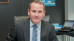 Eduardo Navarro , ex CEO de Telefónica Brasil, en una imagen de archivo.