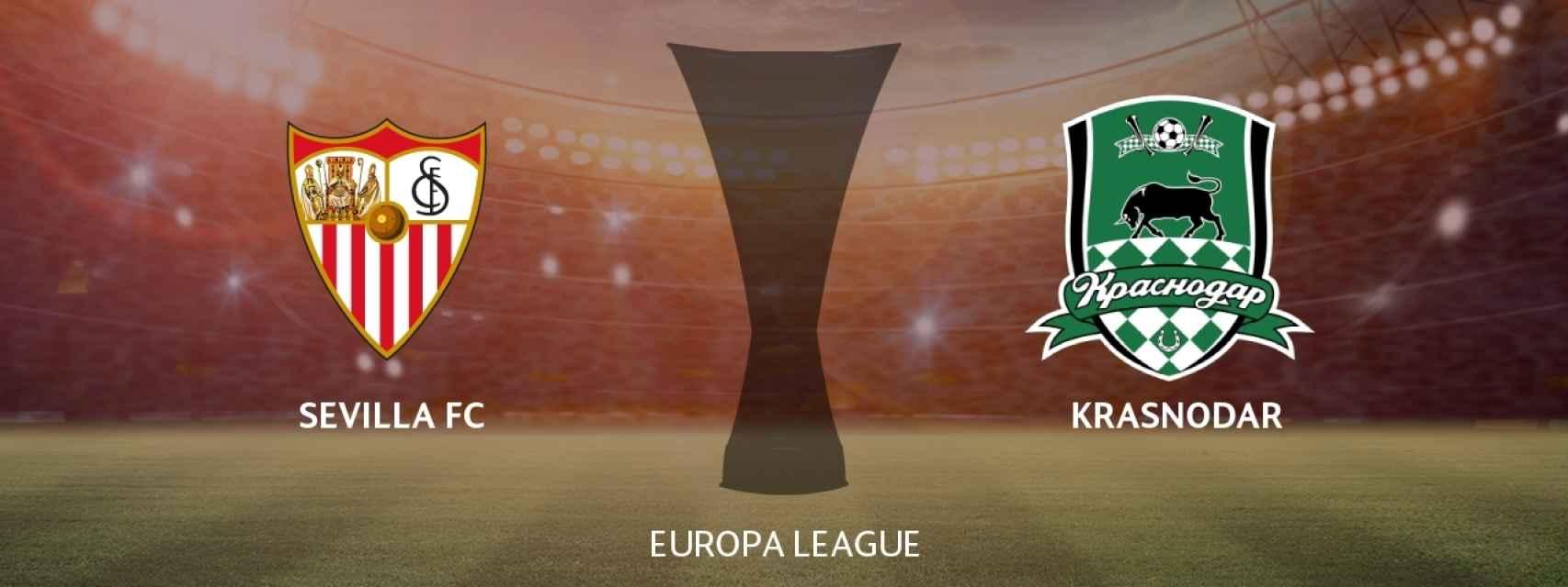 Sevilla - Krasnodar