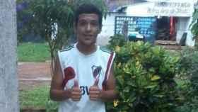 Exequiel Aarón Neris, hincha de River asesinado por dos aficionados de Boca. Foto: Clarín