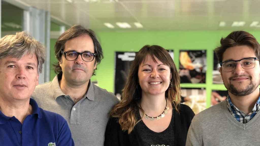 El equipo de Visualeo.