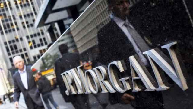 El banco estadounidense JP Morgan