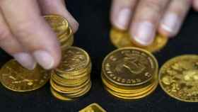 «Vuelve la compra de oro como activo refugio con las fuertes caídas de la bolsa»
