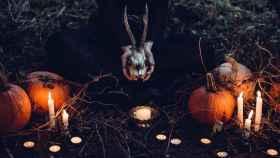 Una imagen representativa de Halloween.