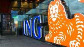 ING se dispara un 5,6% al batir previsiones pese a ganar un 43,6% menos