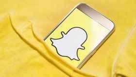 Logo de Snapchat.
