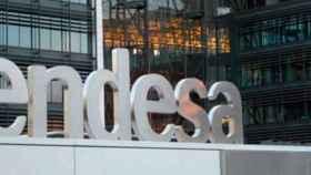 Logo corporativo de Endesa.