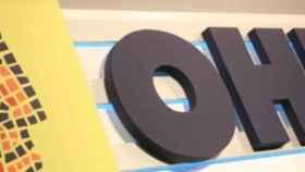 Logo de OHL.